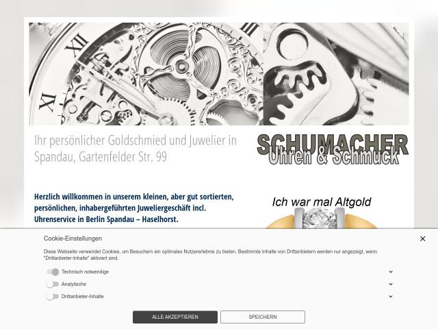 Schmuck berlin spandau