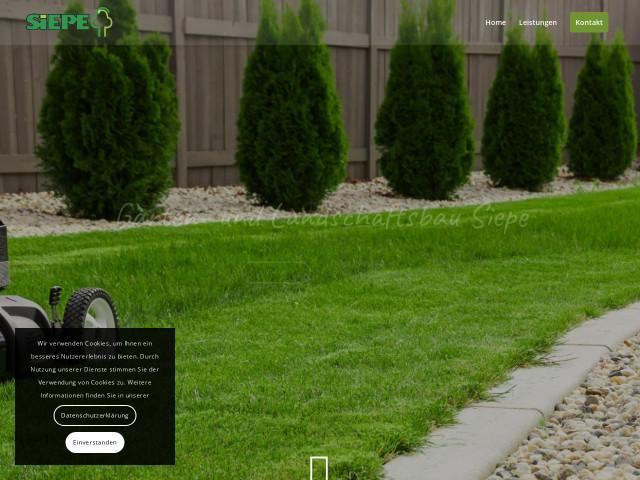 ▷ Siepe Garten- und Landschaftsbau ✅ | Tel. (02268) 8006... ☎ -