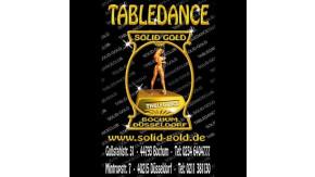 Solid Gold American Tabledance Bochum