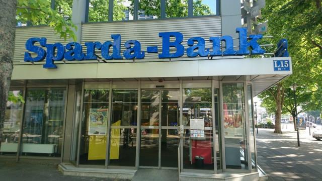 Sparda Bank Baden Wurttemberg L 15 Mannheim Quadrate