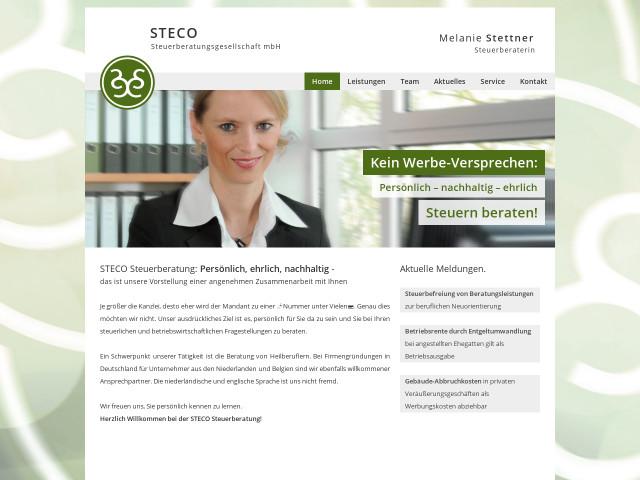 STECO Steuerberatungsgesellschaft mbH Eschweiler ...