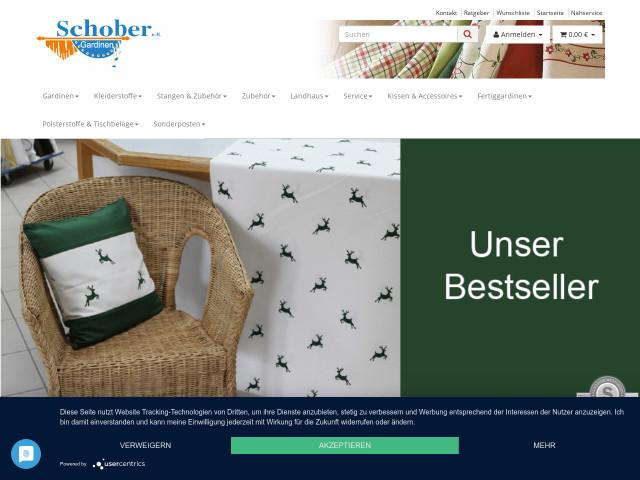 gardinen schober gardinen 2018. Black Bedroom Furniture Sets. Home Design Ideas