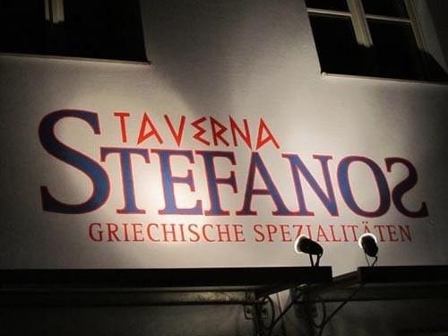 Taverna Stefanos Regensburg