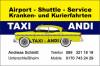Taxi Unternehmen - Andreas Schmitt Taxi Andi Unterschleißheim