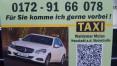 Taxibetrieb Waldemar Mutas Neustadt an der Weinstraße Neustadt an der Weinstraße