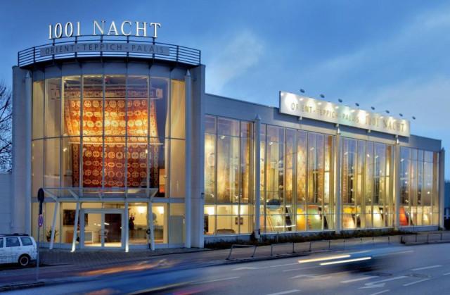 Teppich hamburg  ▷ Teppich-Palais 1001 Nacht Farhadian ✅ | Tel. (040) 554474 ...