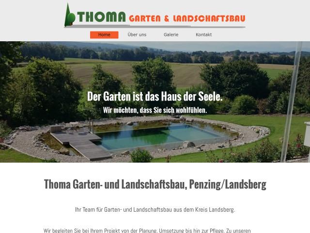 ▷ Thoma Garten- und Landschaftsbau ✅ | Tel. (0172) 43045... ☎ -