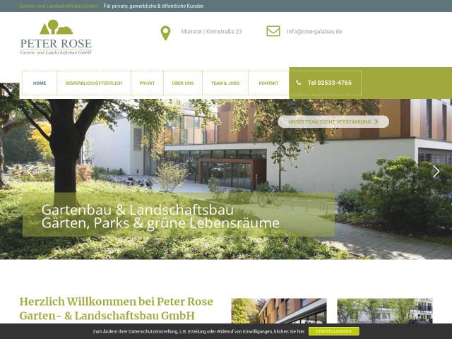 Thomas Pahls Garten Und Landschaftsbau Gmbh Tel 02533 47