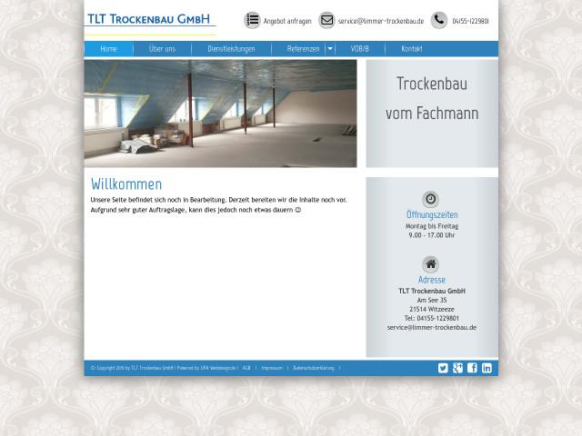 Tlt Trockenbau Gmbh Tel 04155 12298 Adresse