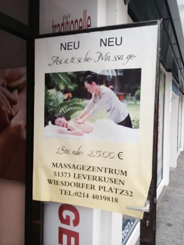Trad. Chinesische Massage Yue Xin Leverkusen