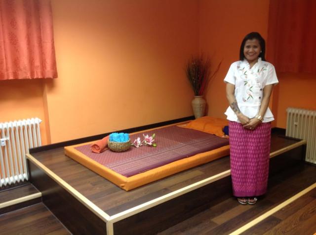 Traditionelle Nong Thai Massage Stuttgart Feuerbach