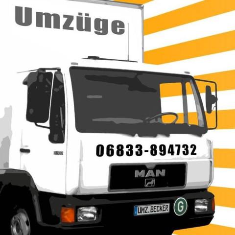 Umzüge Becker Tel 06833 8947 Adresse