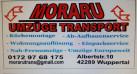 Viorel Moraru Umzüge Wuppertal