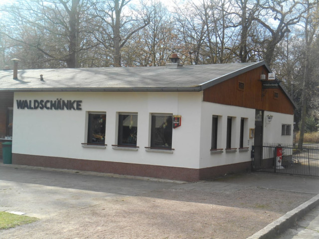 ▷ Waldschänke Inh. Andre Seelbinder Restaurant ✅   Tel. (0340 ...
