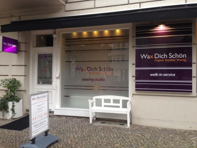 wax dich sch n haarbehandlungsinstitut berlin charlottenburg 85 bewertungen. Black Bedroom Furniture Sets. Home Design Ideas