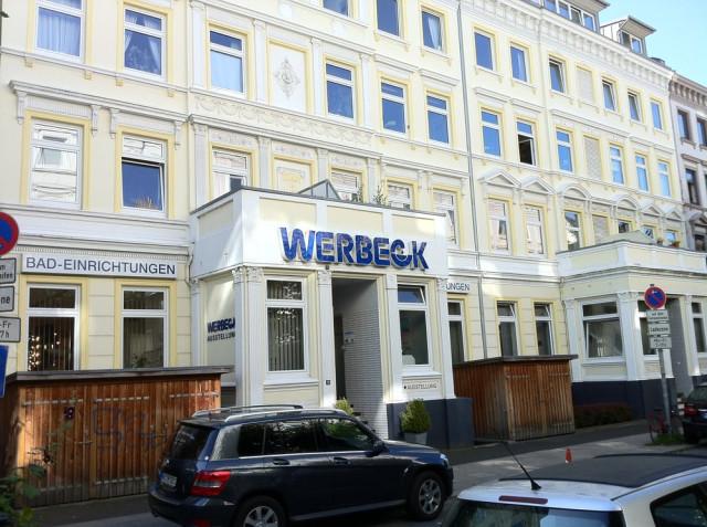 Sanitärhandel  ▷ WERBECK Bad-Einrichtungen Ehlers Sanitärhandel GmbH ✅ | Tel ...