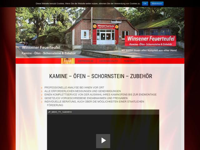 Baumarkt Winsen Aller winsener feuerteufel e k tel 05143 6671 adresse