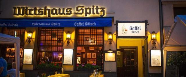 Spitz Köln wirtshaus spitz gaststätte tel 0221 71669 adresse
