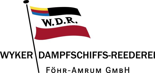 Bildergebnis für Logo Wyker Dampfschiff