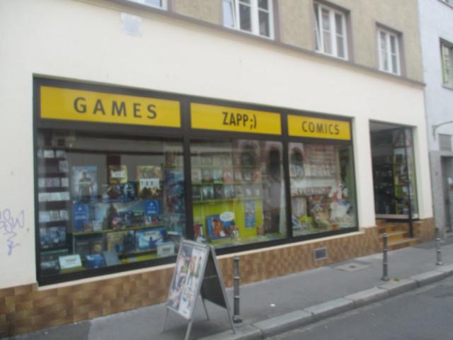 ▷ Zapp Comics Games Comicbuchhandel ✅ | Tel. (06131) 2359... ☎ -