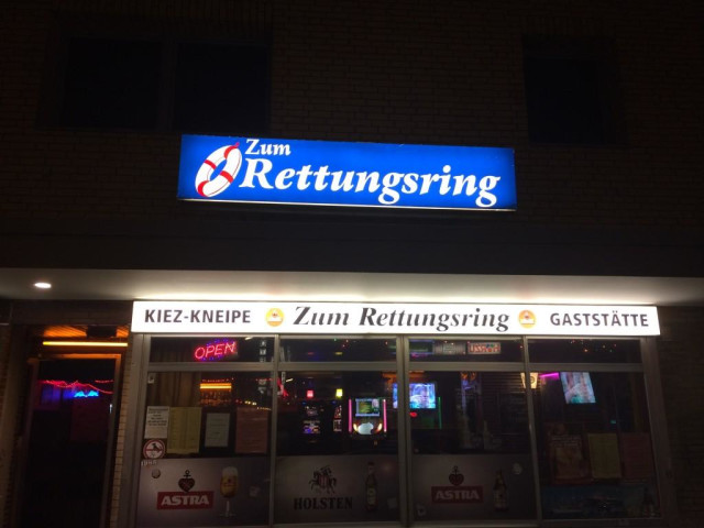 Rettungsring Hamburg